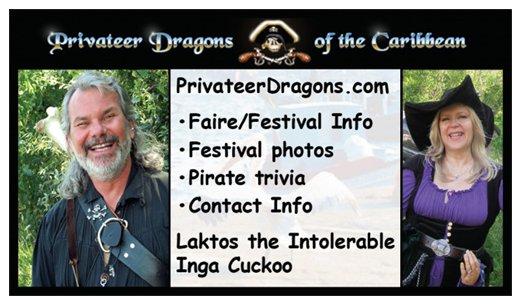 Privateer Dragons Contact